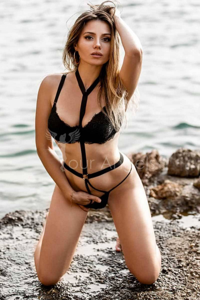 Milena Russian Escort in Athens Your Angels