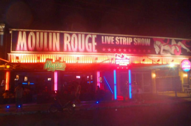 Strip clubs Moulin Rouge Strip Club (Λαγανάς) Λαγανάς