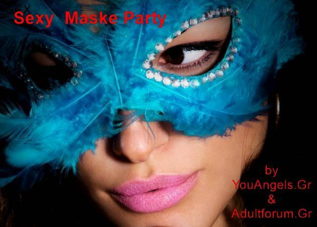 Sexy Maske Party by Youtangels.gr