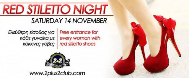 RED STILETTO NIGHT