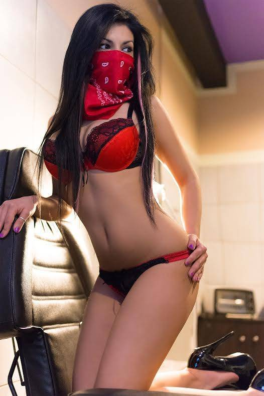 Albanian prostitute