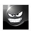 {black}:evil: